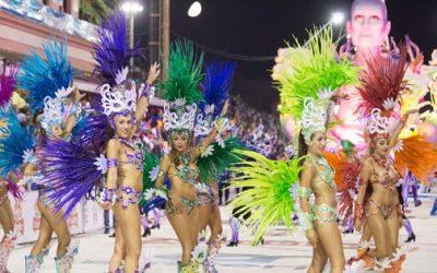 Continúa el Carnaval de Gualeguaychú 2018