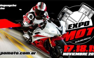 Se realiza la Expo Moto Gualeguaychú 2018