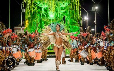 Comenzó el espectacular Carnaval de Gualeguaychú 2019