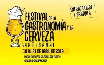 Festival de la Gastronomía y la Cerveza Artesanal
