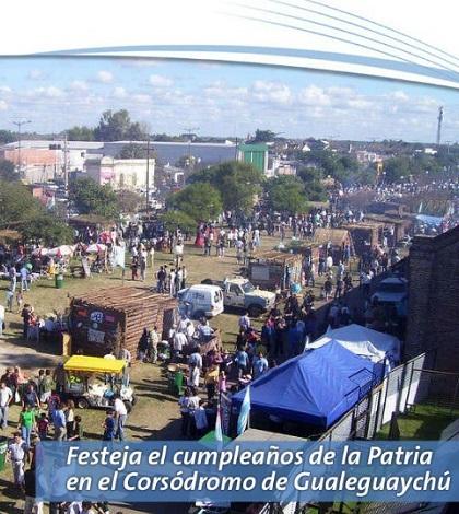 25 de Mayo en Gualeguaychú
