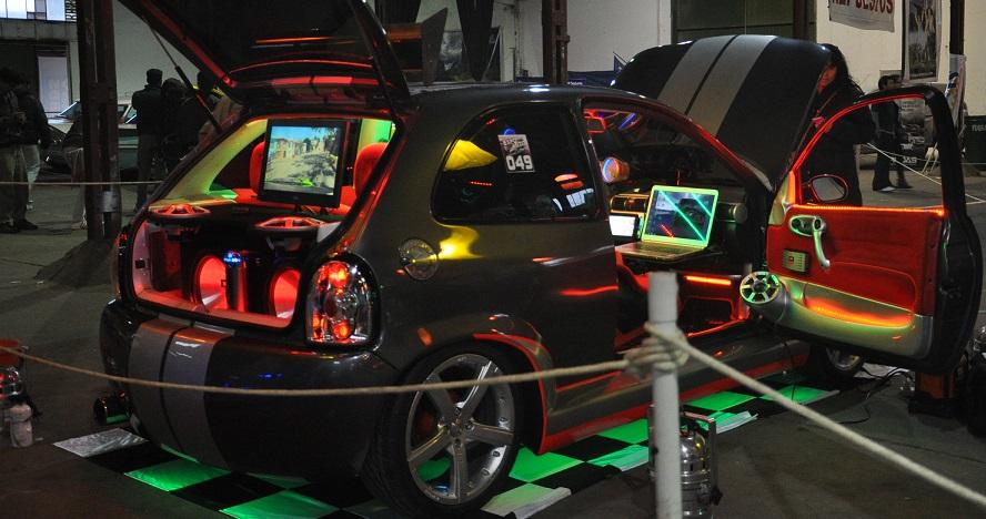 Se realiza la 'Expo Auto' Gualeguaychú 2014