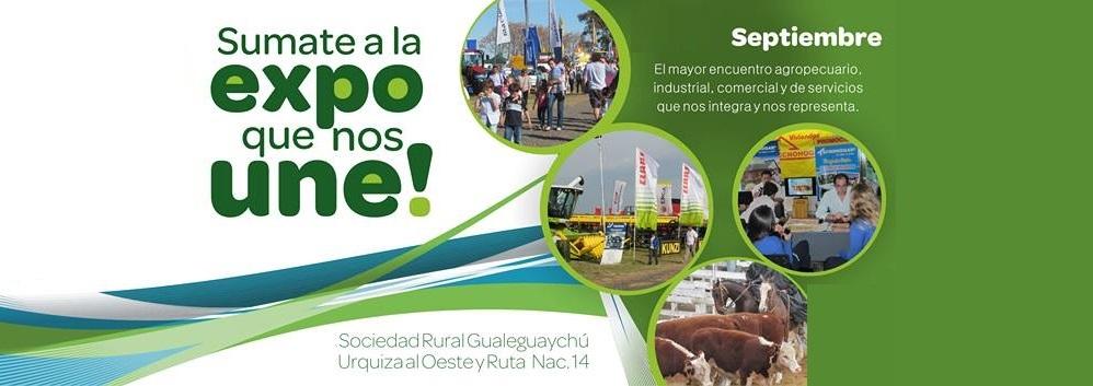Expo Sur Entrerriano 2014 en Gualeguaychú
