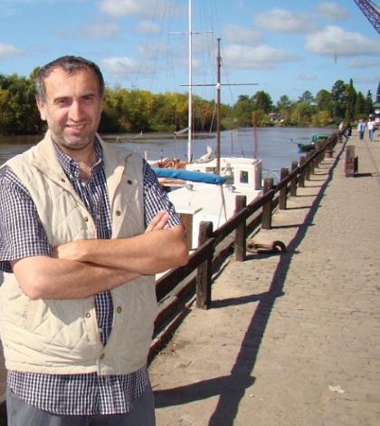 Fabián Godoy, Presidente del Consejo Mixto Gualeguaychú Turismo