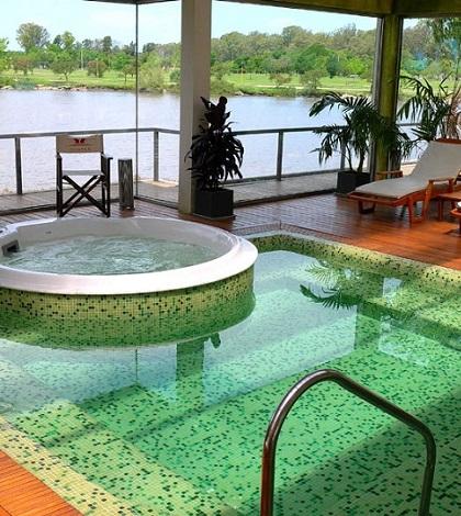 Guayrá Hotel & Spa sobre el río Gualeguaychú