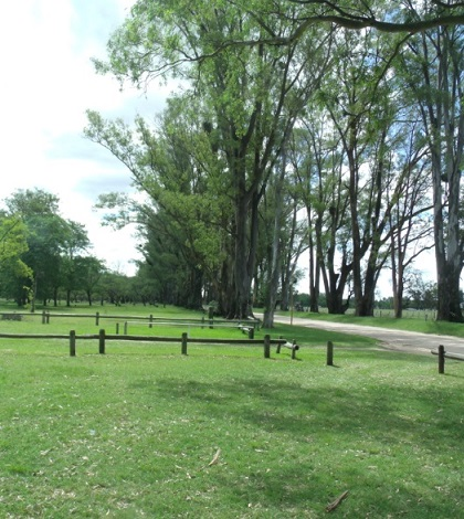 Parque Unzué Gualeguaychú