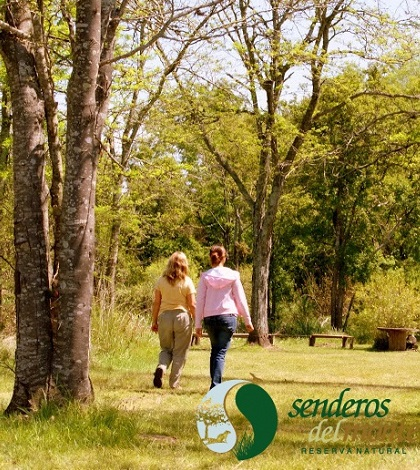 Caminatas guiadas en la naturaleza